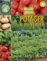 Marcel Guedj et Gérard Sasias - Encyclopédie visuelle du potager et du verger.