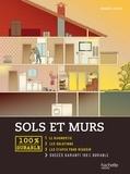 Marcel Guedj - Sols et murs.