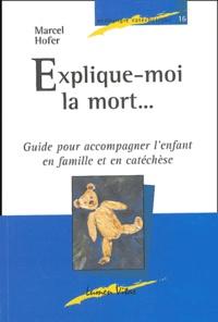 Histoiresdenlire.be Explique-moi la mort... - Guide pour accompagner l'enfant en famille et en catéchèse Image