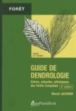 Marcel Jacamon - Guide de dendrologie - Arbres, arbustes et arbrisseaux des forêts françaises.