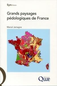 Marcel Jamagne - Grands paysages pédologiques de France. 1 Cédérom