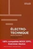 Marcel Jufer et Yves Perriard - Electrotechnique - Base de l'électricité.