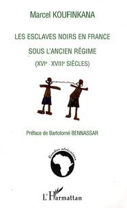 Deedr.fr Les esclaves noirs en France sous l'Ancien Régime (XVIe-XVIIIe siècles) Image
