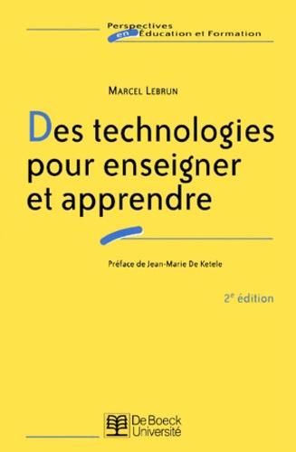 Marcel Lebrun - .