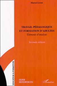 Travail pédagogique et formation dadultes - Eléments danalyse.pdf