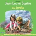 Marcel Marlier - Jean-Lou et Sophie au jardin.