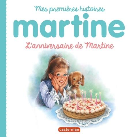 L'anniversaire de Martine
