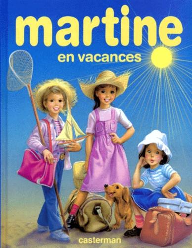 Martine En Vacances Album