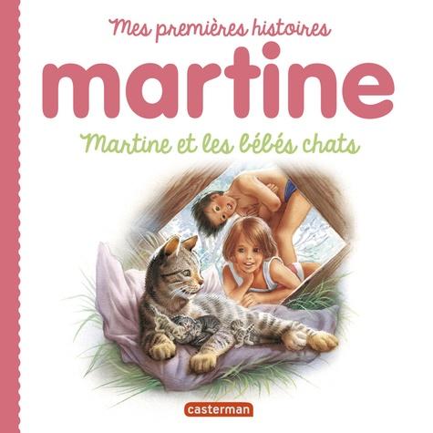 Martine et les bébés chats