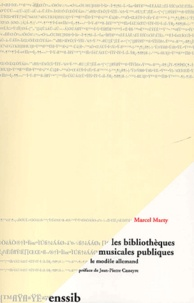 Corridashivernales.be Les bibliothèques musicales publiques : le modèle allemand (1902-1997) Image