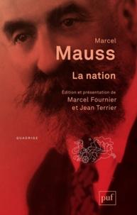 Marcel Mauss - La nation.