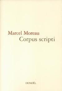 Marcel Moreau - .