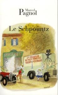 Marcel Pagnol - Le Schpountz.