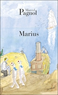 Share ebooks téléchargement gratuit Marius in French par Marcel Pagnol