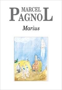 Ebooks italiano téléchargement gratuit Marius (French Edition) par Marcel Pagnol