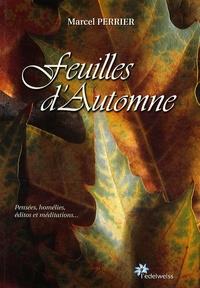 Marcel Perrier - iFeuilles d'automne.