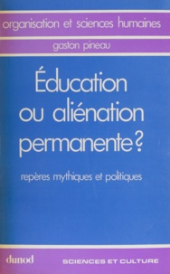 Marcel Pineau - Education permanente.