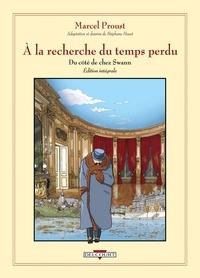 Marcel Proust et Stéphane Heuet - A la recherche du temps perdu  : Du côté de chez Swann - Edition intégrale.
