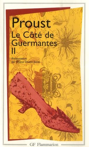 Marcel Proust - A la recherche du temps perdu: Le côté de Guermantes - Tome 2.