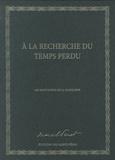 Marcel Proust - A la recherche du temps perdu - Les manuscrits de la madeleine - Coffret numéroté contenant trois Cahiers inédits : Le Manuscrit du Pain Grillé ; Le Manuscrit de la Biscotte ; Le Manuscrit des Petites Madeleines.