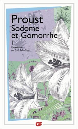 Marcel Proust - A la recherche du temps perdu  : Sodome et Gomorrhe - Tome 1.