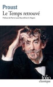 Marcel Proust - A la recherche du temps perdu Tome 7 : Le temps retrouvé.