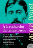 Marcel Proust - À la recherche du temps perdu - L'intégrale des 7 romans.