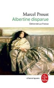 Marcel Proust - Albertine disparue.