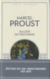 Marcel Proust - Du côté de chez Swann.