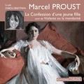 Marcel Proust et Zabou Breitman - La Confession d'une jeune fille.