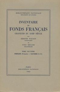 Marcel Roux - Graveurs du XVIIIe siècle - Tome 9, Ferrand (François) - Gaucher (C.E.).