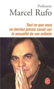 Marcel Rufo - Tout ce que vous ne devriez jamais savoir sur la sexualité de vos enfants.