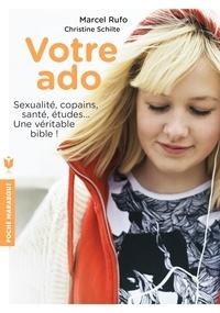 Téléchargement d'ebook gratuit pour kindle Votre ado par Marcel Rufo RTF DJVU 9782501087599