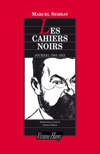 Les cahiers noirs - Journal 1905-1922.pdf