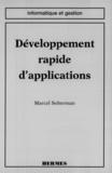 Marcel Soberman - Développement rapide d'applications - RAD.