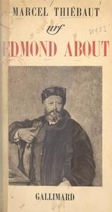Marcel Thiébaut et  Chassériau - Edmond About.