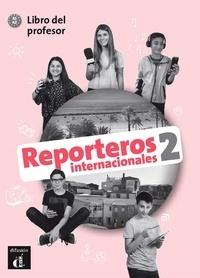 Goodtastepolice.fr Reporteros internacionales 2 - Libro del profesor Image