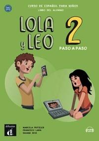 Lola y Leo Paso a paso 2 Curso de español para niños - Libro de alumno.pdf