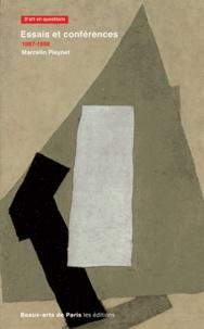 Marcelin Pleynet - Essais et conférences (1987-1998).