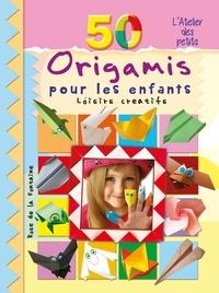 Marcelina Grabowska-Piatek - 50 origamis pour les enfants.