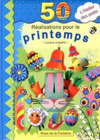 Accentsonline.fr 50 réalisations pour le printemps Image