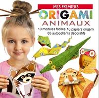 Marcelina Grabowska-Piatek - Mes premiers origamis Animaux - 10 modèles d'animaux faciles à réaliser, 10 papiers de couleur, 122 autocollants.