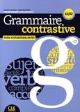 Marcella Beacco di Giura et Javier Suso Lopez - Grammaire contrastive para hispanohablantes A1/A2. 1 CD audio