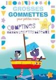 Marcella Grassi - Comptines maman les p'tits bateaux - Avec plus de 130 gommettes.