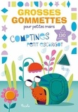 Marcella Grassi - Comptines petit escargot - Avec plus de 130 gommettes.