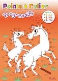 Marcella Grassi - Points à relier progressifs - Niveau 4 : de 1 à 100.