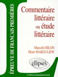 Marcelle Bilon et Henri Marguliew - .