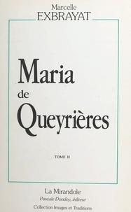 Marcelle Exbrayat - .