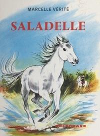 Marcelle Vérité et Romain Simon - Saladelle.
