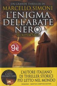 Marcello Simoni - L'enigma dell'abate nero.